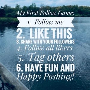 ⚜️Our 1st Follow Game⚜️